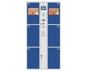 YF-G072 6门机设码存包柜