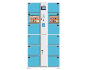 YF-G075 12门智能卡存包柜