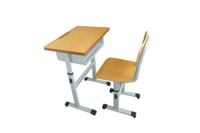 YF-X038 单人课桌椅