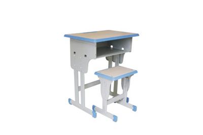 YF-X039 单人课桌椅