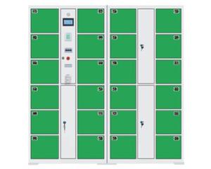 YF-G074 24门机设码存包柜